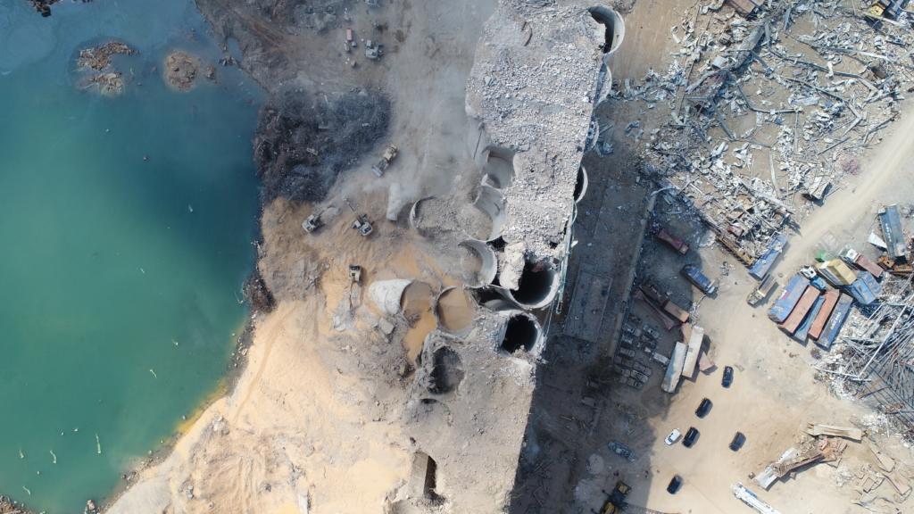 Liban drone GSCF
